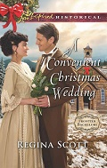 A Convenient Christmas Wedding, book 5 in the Frontier Bachelor series