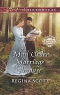 Mail-Order Marriage Promise, book 6 in the Frontier Bachelor series