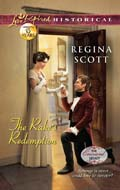 The Rake's Redemption by Regina Scott, book 3 in the Everard Legacy series