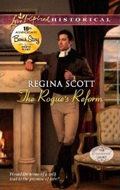 The Rogue's Reform by Regina Scott, book 1 in the Everard Legacy series